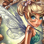 disney princesses - Tinkerbell